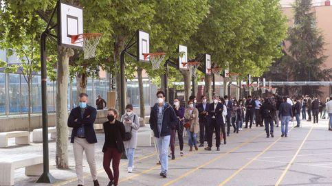 Horario de los colegios en las elecciones de Madrid: ¿hasta cuándo se puede votar?