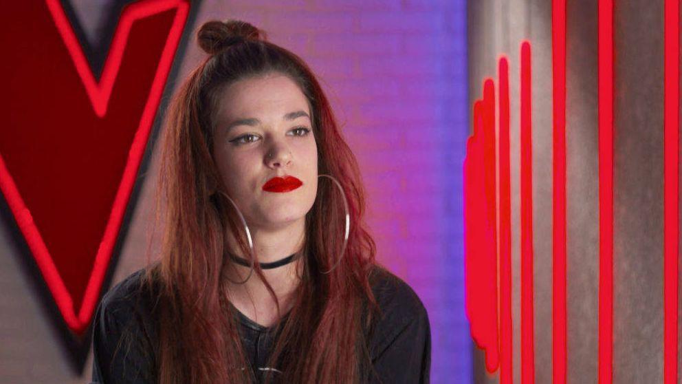 Sandra Groove, la primera concursante 'recuperada' en la historia de 'La Voz'