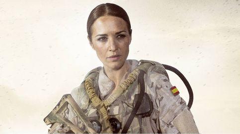 El último look de Paula Echevarría en verde tiene un mensaje oculto