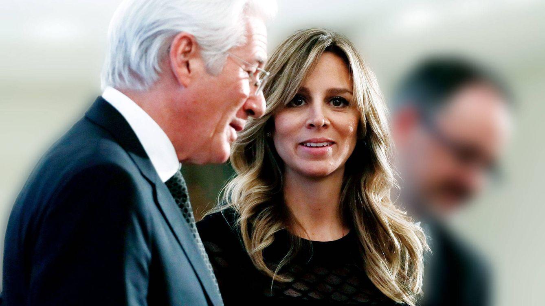 El suegro español de Richard Gere: millones, juicios y muy bien relacionado