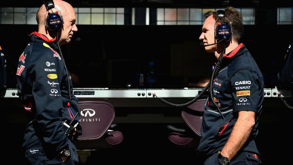Red Bull amenaza a Ferrari y con Adrian Newey en el banquillo