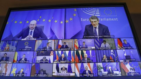 Los líderes europeos se dividen respecto a la prohibición de exportación de vacunas