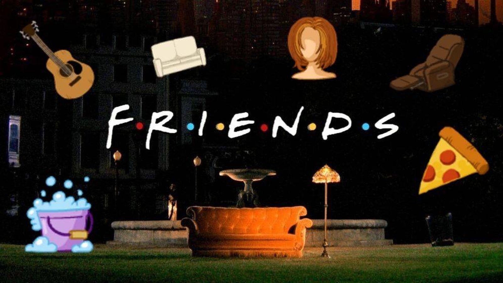 Foto: Google celebra el 25.º aniversario de 'Friends'