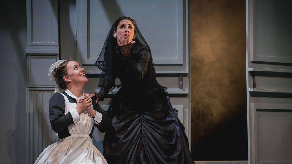 El Calderón más cómico y feminista desafía a la lluvia con 'La dama duende'