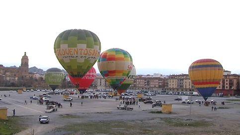 Los globos aerostáticos conquistan el cielo de Granada