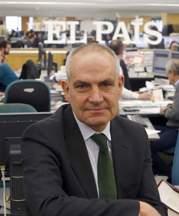 Foto: El director de 'El País', Antonio Caño (EFE).