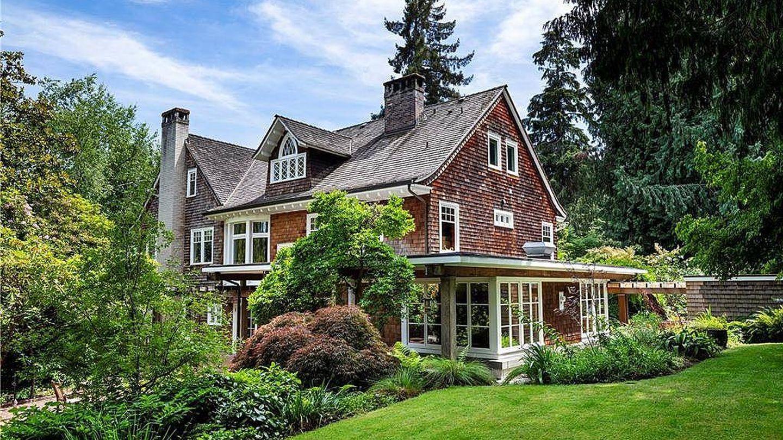 El exterior de la mansión. (Ewing & Clark Inc.)