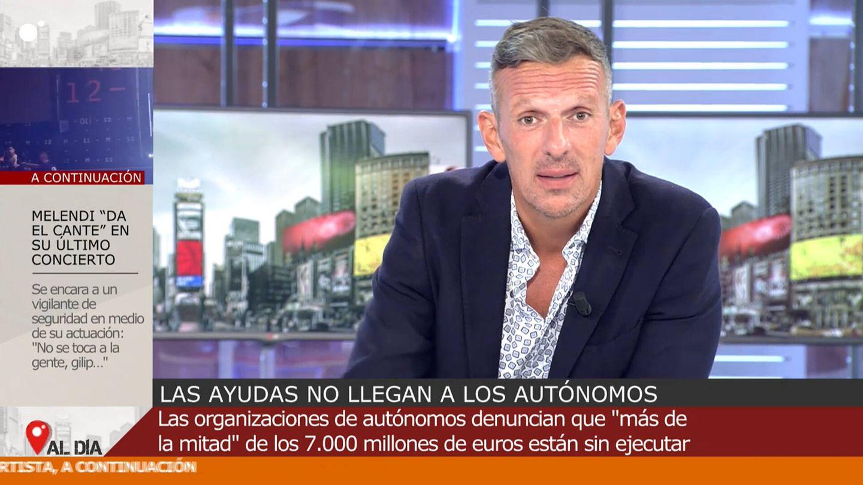 Joaquín Prat. (Mediaset)