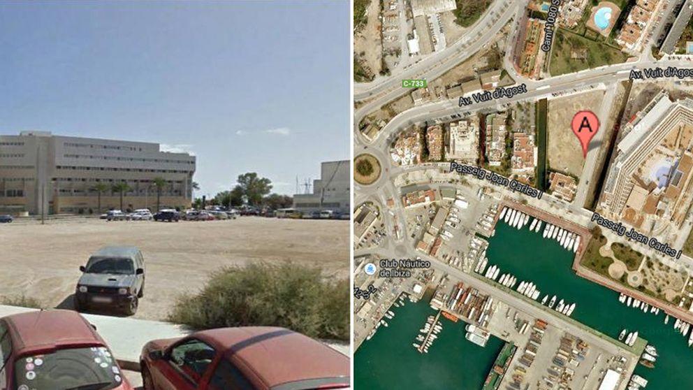 Un rico italiano adelanta a Matutes en la compra de un solar en Ibiza