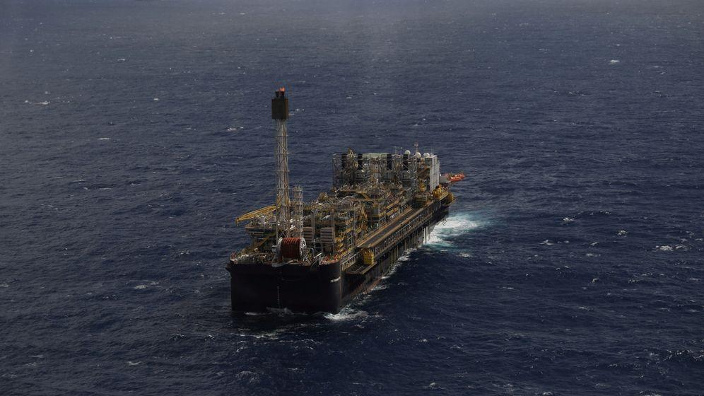 Foto: Un barco de petróleo de Petrobras. (Reuters)