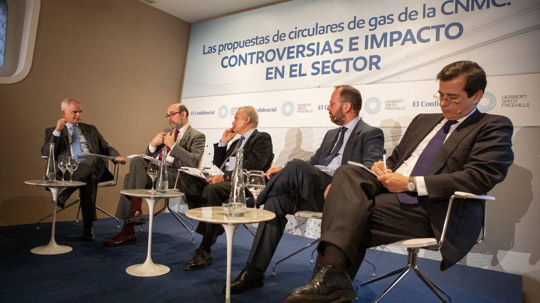 El sector gasista explora sus opciones legales para frenar el recorte de la CNMC