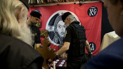 Los ortodoxos rusos que rezan por el regreso del Zar