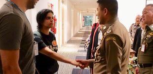 Post de Australia baraja acoger como refugiada a la joven saudí que apostató del islam