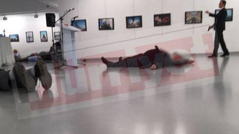 Tiroteado el embajador ruso en Ankara