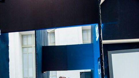 Marisa Jara desfila para Adela&Viki
