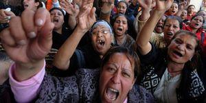 Al menos 20 detenidos en Egipto por el atentado contra la iglesia de Alejandría