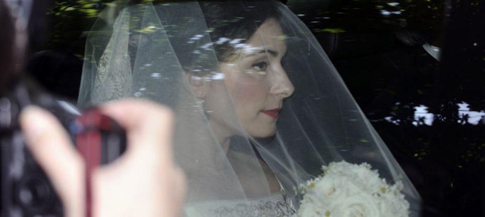El nieto de la duquesa de Alba da el 'sí, quiero' en el palacio de Liria