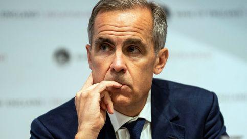 El BoE rebaja expectativas de crecimiento y avisa de sus limitaciones ante un Brexit duro