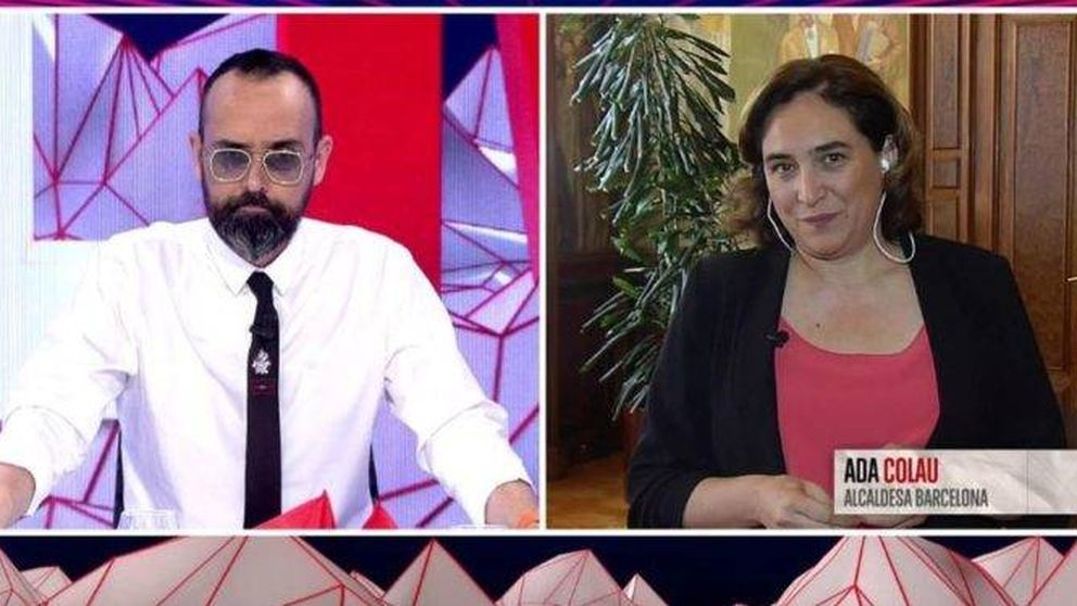 Risto Mejide regresa a 'Todo es mentira' con Ada Colau