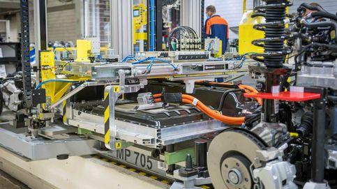 La producción de coches cae un 19% respecto a 2019 por la escasez de microchips