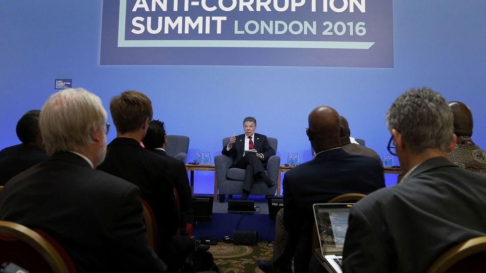 Acuerdo contra la corrupción en la capital mundial del lavado de dinero