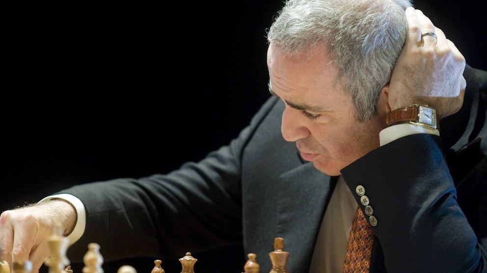 Kasparov regresa al ajedrez y donará lo que gane al equipo olímpico de EEUU