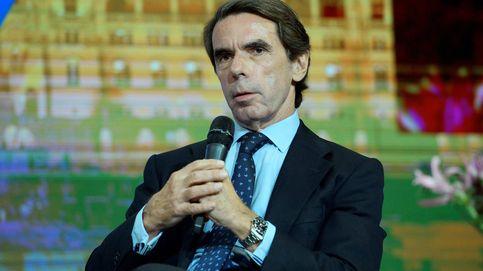 El emotivo mensaje de José María Aznar a Bernardino Lombao, su entrenador y amigo