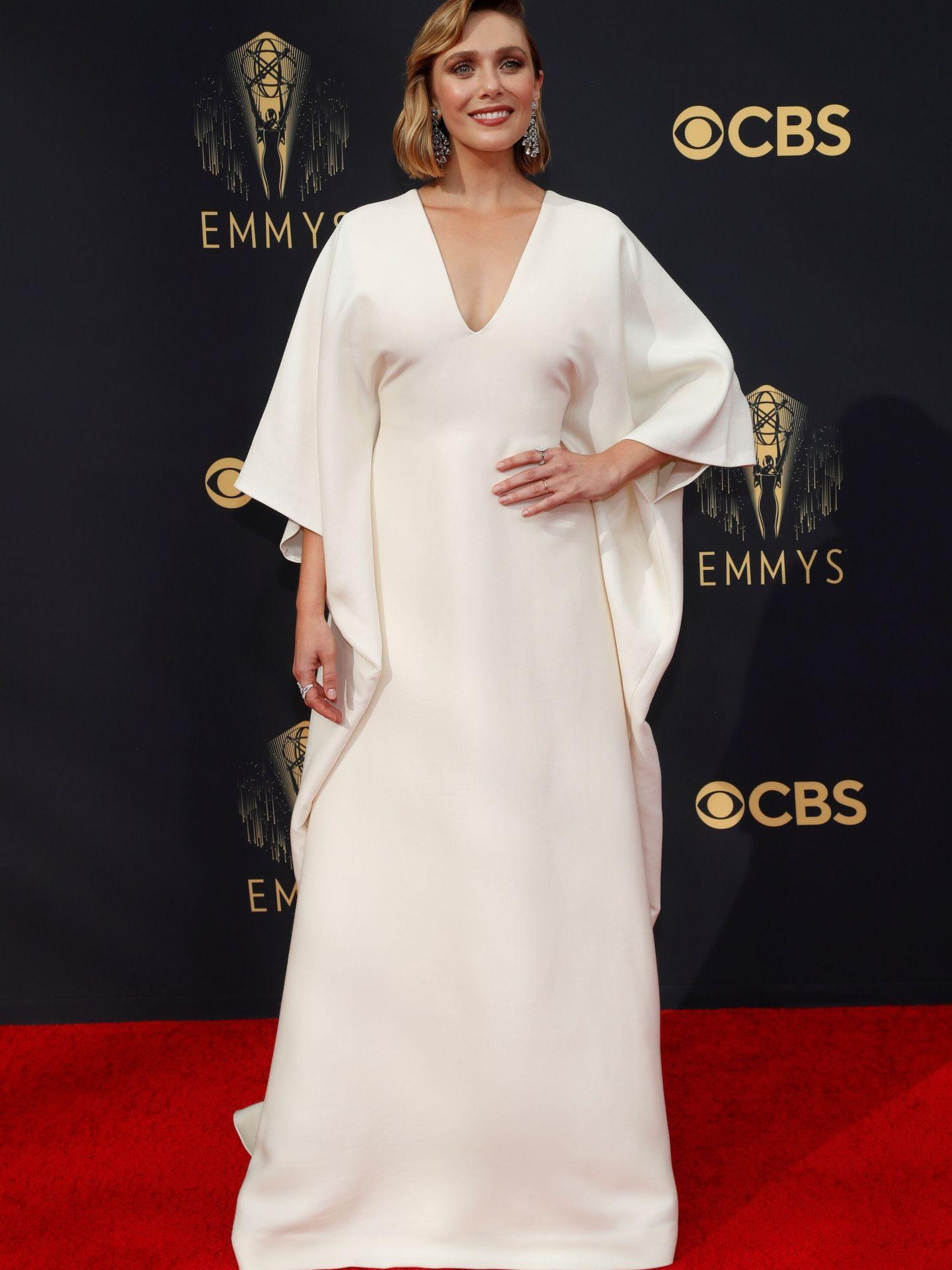 Elizabeth Olsen. (Reuters)