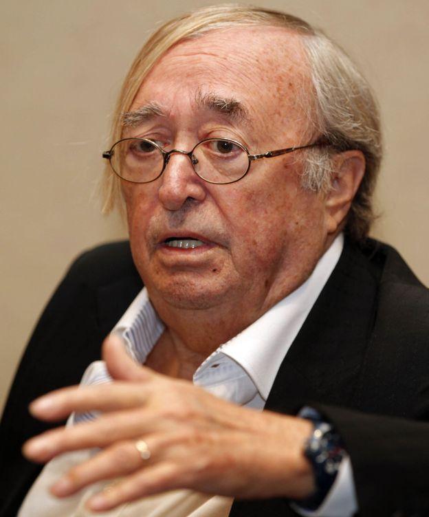 Foto: Muere el periodista español José Oneto. (EFE)