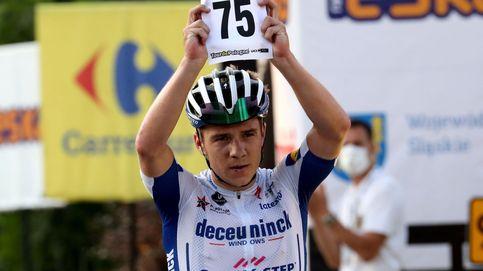 El reto de Evenepoel tras su grave caída: volver a ser la gran promesa del ciclismo