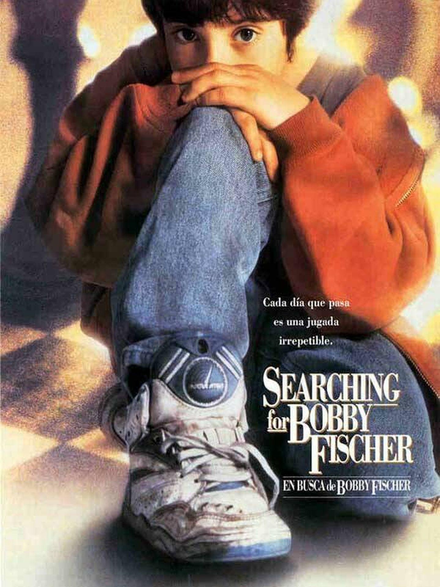 'En busca de Bobby Fischer', 1993.