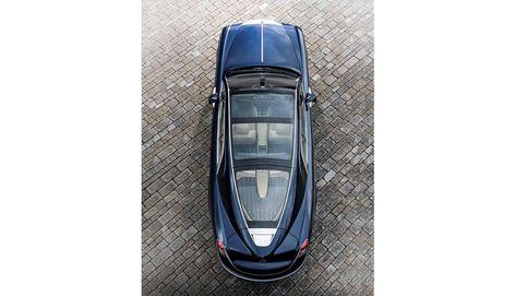 Sweptail: el último capricho de Rolls-Royce a medida