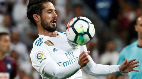 Isco, de querer irse a ser el único clavo ardiendo al que se agarra el Real Madrid