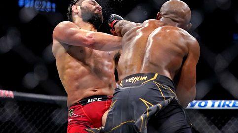 UFC 261: Kamaru Usman noquea con brutalidad a Jorge Masvidal