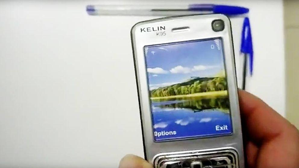 Alerta en la policía por el móvil que dispara descargas eléctricas