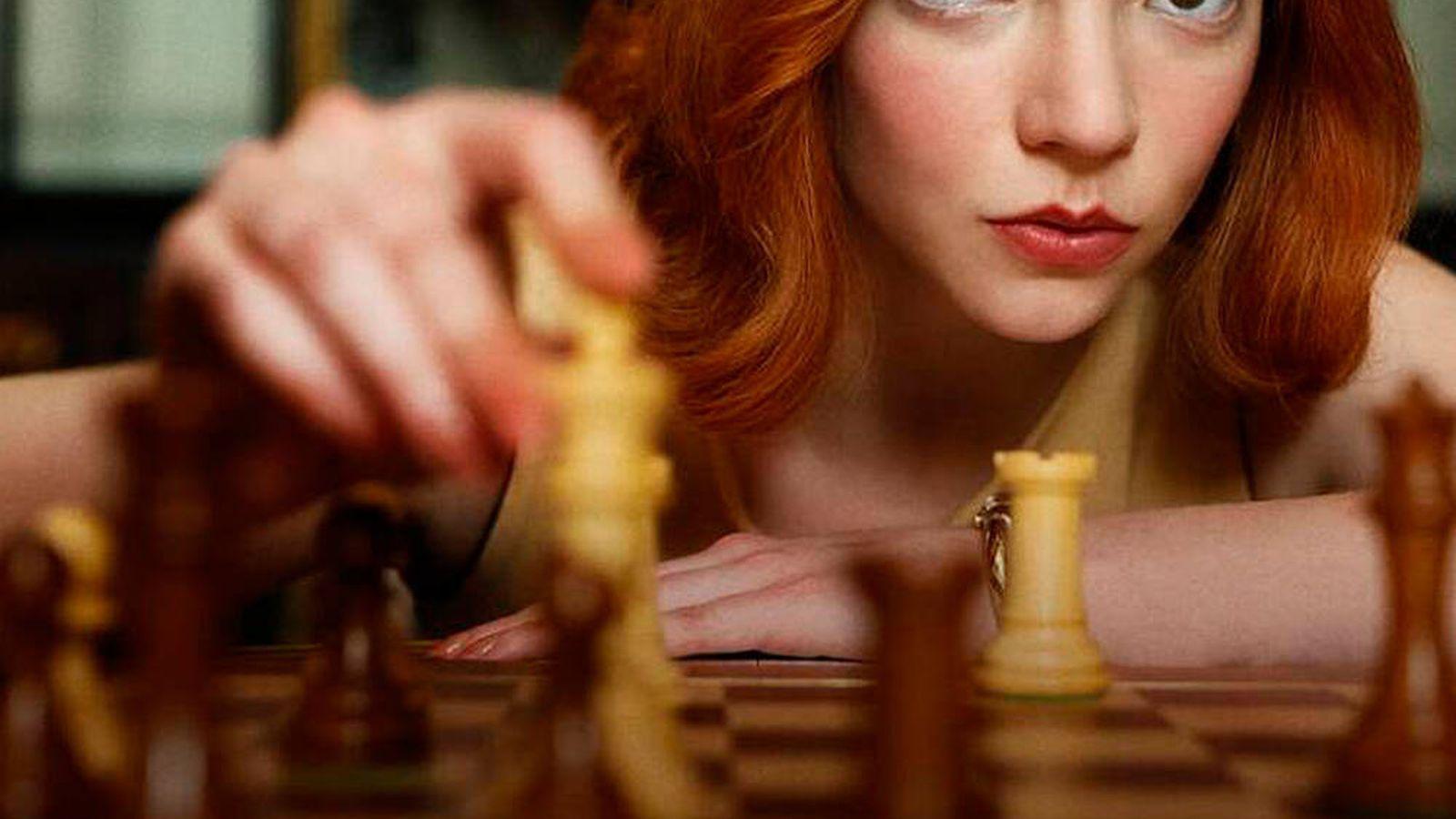 Gambito de dama: dónde comprar el tablero de ajedrez