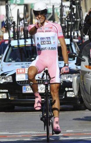 Foto: Contador sigue en su empeño de correrlo todo y también estará en el campeonato de España