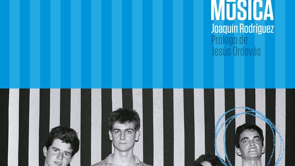 Foto: 'NPI de música', por Joaquín Rodríguez (Chelsea Ediciones)
