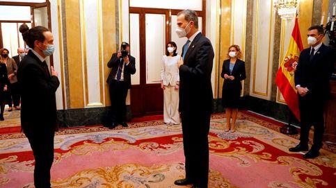 Por qué Pablo Iglesias no aplaude al Rey