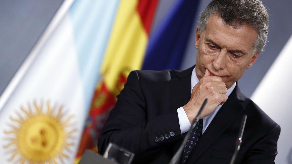 Foto: El presidente de Argentina, Mauricio Macri. (EFE)