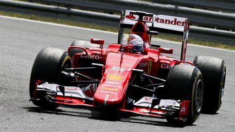 El patrocinio de Santander en Ferrari le ayuda a ser uno de los colocadores en la OPV