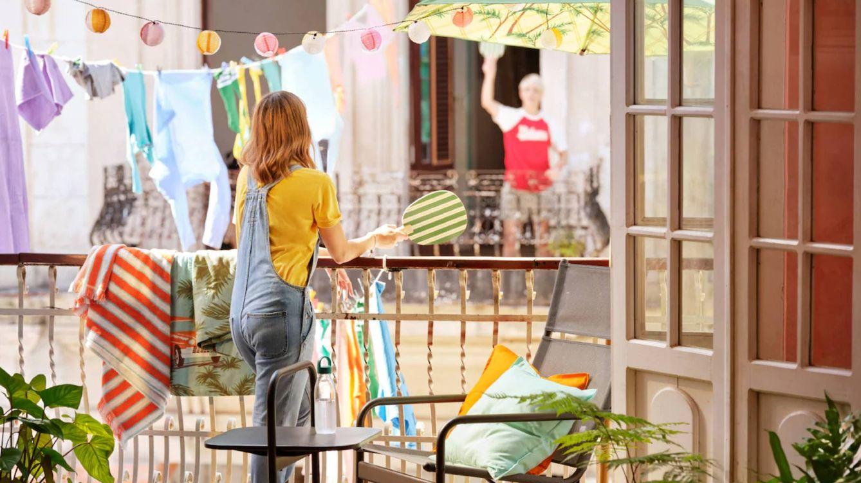 Ikea nos hace soñar ya con el verano gracias a su nueva colección