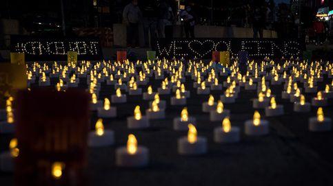 El barrio neoyorquino de Corona rinde tributo a sus muertos por el covid-19
