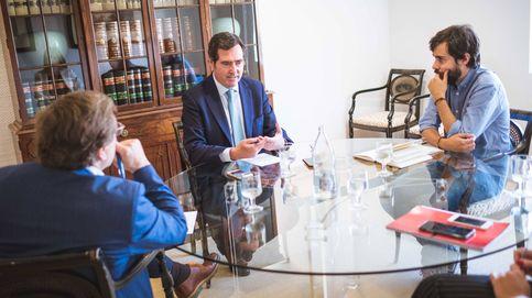 """Antonio Garamendi: """"Van a caer muchas empresas porque no podrán aguantar"""""""