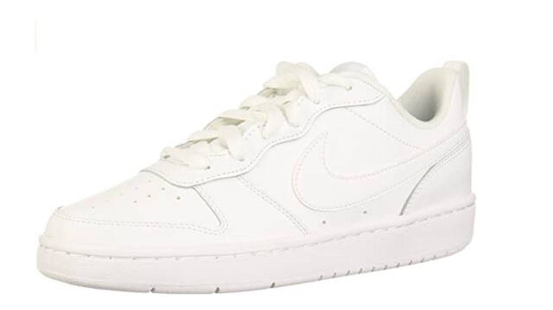 Zapatillas blancas para niños Nike