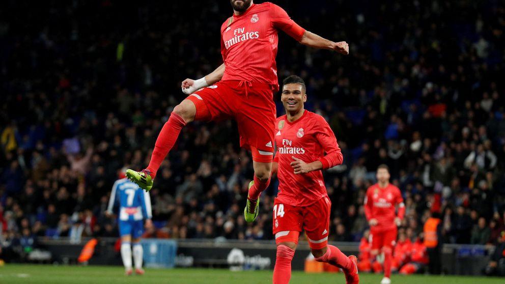 El mensaje del Real Madrid a Benzema: del qué bueno eres al ponte a hacer goles