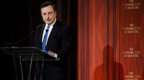 Draghi pide fusiones globales y pone a la banca a tiro de los gigantes europeos