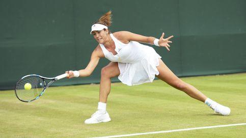 Muguruza vence a Lucic-Baroni y ya está en la tercera ronda de Wimbledon