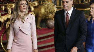 La justificada ausencia de Begoña Gómez en el último cara a cara con Letizia