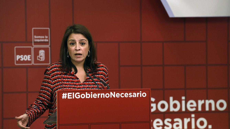 Adriana Lastra abre a Íñigo Errejón las puertas del PSOE
